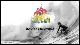 Xavier Huxtable | Hell Team | Rip Curl