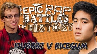 iDubbbz vs Ricegum | ColeoIsCringeo
