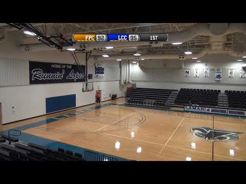 Lamar Community College vs Frank Phillips College (Men's Basketball)