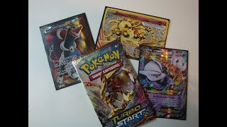 Pokemon Turbo Start Booster auspacken