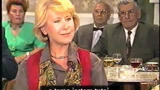 """""""Pacjentka dr. Hamera w astriackiej TV ORF, w programie """"Club Seniora"""" z 1994 roku&am"""