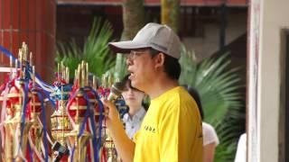 中華科技大學44週年校慶運動會-校長致詞