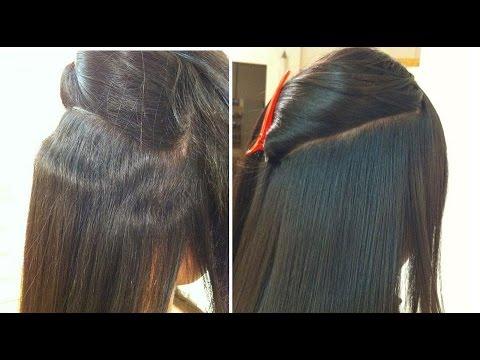 خلطة سحرية لتنعيم الشعر | تنعيم الشعر الخشن | خلطة لفرد الشعر الخشن وتنعيمه