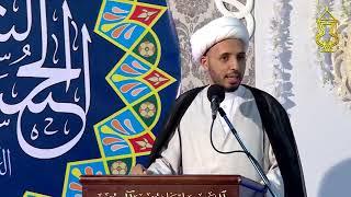 الشيخ أحمد سلمان - مرجوحية زيارة الإمام الحسين عليه السلام في كل وقت