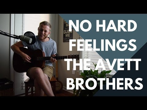 No Hard Feelings - An Avett Brothers cover by Spencer Pugh