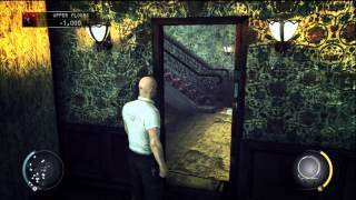 Hitman Absolution: Terminus Part 2 (Upper Floor)
