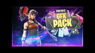 BEST FREE FORTNITE GFX PACK EVER GODLY!!!