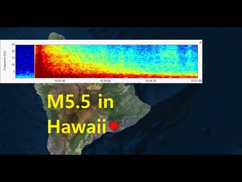 Yellowstone M2.3 and M2.8 - Kilauea in Hawaii M5.5 possible collapse? Slow slip detected WA State