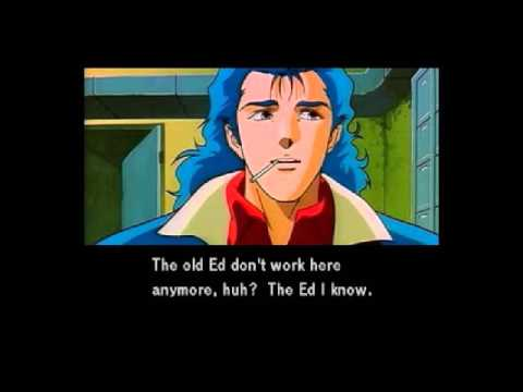 Policenauts: Lethal Weapon in Space Part 3-Riggs and Murtaugh