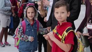 Crosswalks to Classrooms Kick-off
