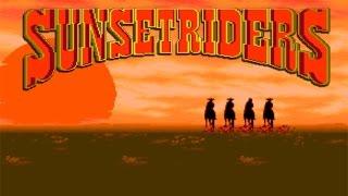 Sunset Riders - 4 Cowboy alla Riscossa  Arcade Game 