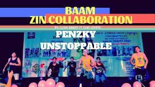 BAAM | By: MOMOLAND | ZIN COLLABORATION | ZUMBA | DANCE FTNESS | PENZKY VIRAY