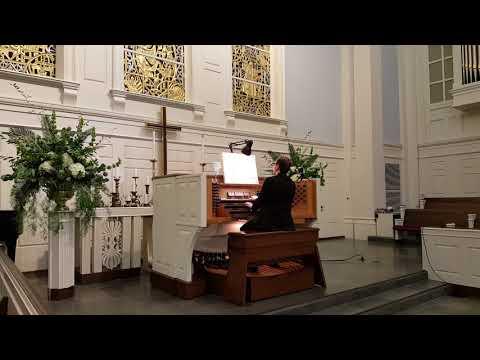 J. S.  Bach - Toccata, Adagio und Fuge C dur; Viktor Billa - organ;