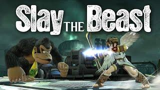 Slay the Beast - Custom Game Mode - Super Smash Bros for Wii U