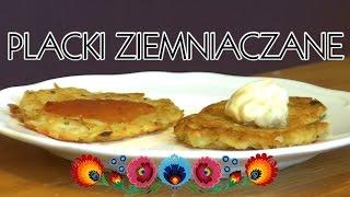 Polish Cooking: Potato Pancakes