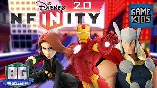 Battle Of New York - Disney Infinity 2.0 - Bro Gaming