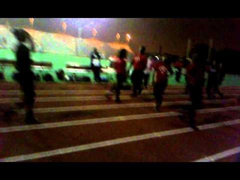Al Raby pom pom squad 2013 homecoming game