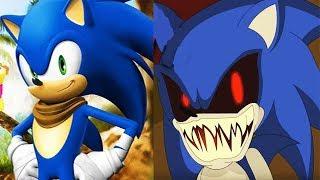 Sonic Boom vs SONIC EXE Round 2