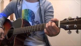 今回はレミオロメンの6thシングル「南風」を弾き語りしてみました^...