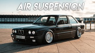 AIR SUSPENSION FOR THE E30