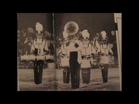 """1989 Saks High School Band--""""In the Stone"""" (audio clip)"""
