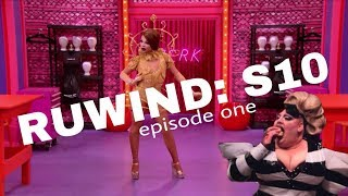RuPaul's Drag Race RU-WIND: S10E1