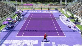 Virtua Tennis 4 SPT Finals Ranking: Legend!