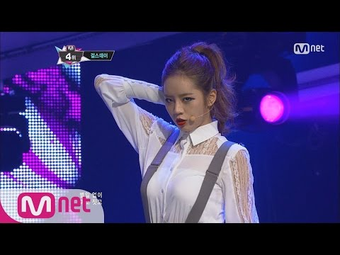[STAR ZOOM IN] Girls' Day - Expect Me [M COUNTDOWN EP.328] 150114 EP.46