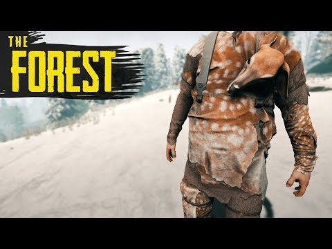 THE WARM SUIT! The Forest Hard Survival S3 Episode 19