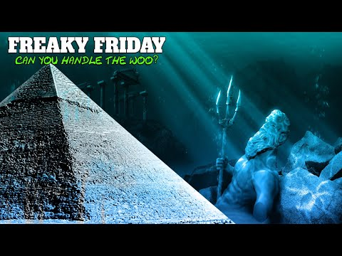 Cryptids, Signs In The Sky, Atlantis Clues & Mysteries on Freaky Friday
