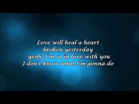 Peabo Bryson - I'm So Into You (Lyrics)