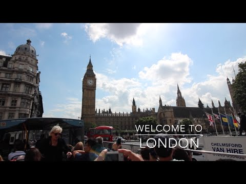 London Calling! Tour of London in only 17 minutes