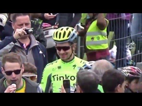 Detská tour Petra Sagana - Svätý Jur 2016 (3.kolo)