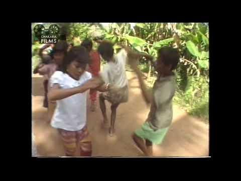 Khmer Coconut Dance
