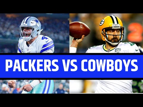 Green Bay Packers Vs Dallas Cowboys Week 5 Live Stream Chat