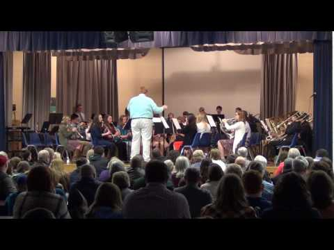 Gordon Lee Middle School Concert March 2017