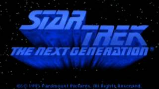 Star Trek: The Next Generation - A Final Unity OST: Navigation and Computer Screens