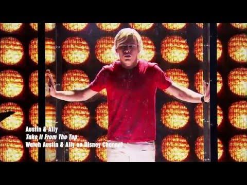 Dance Like Nobody's Watching | Austin & Ally | Disney Channel