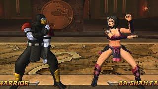 Mortal Kombat Armageddon AQUA (MKP4.1) - (VERY HARD) - (PS2)【TAS】
