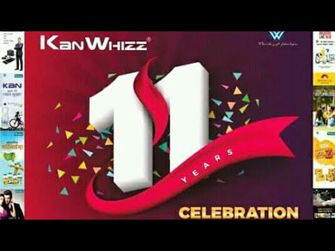 Kanwhizz Industries Limited celebrating 11th anniversary Successfully at Gorakhpur Branch Office