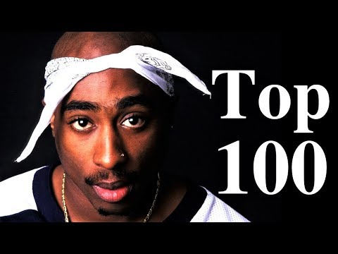 Top 100  2Pac Sgs 2Pacs Greatest Hits