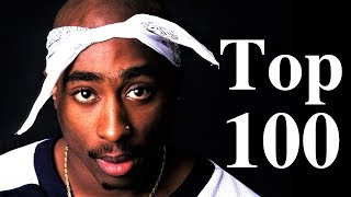 Top 100 - 2Pac Songs [The Greatest Hits]