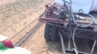Dryland planting