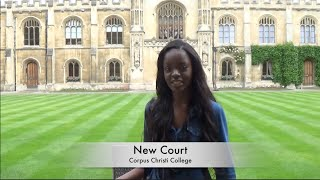 University of Cambridge - College Tour | Shirley Bekker