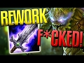 BorK REWORK! MAOKAI IS F*CKED?? | New 7.4 Changes - League of Legends