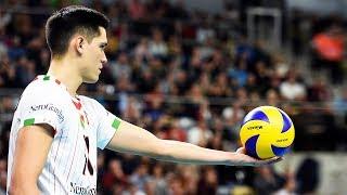 Micah Christenson - Genial Volleyball Setter (HD)