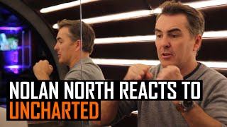 Nolan North reacts to classic Uncharted moments