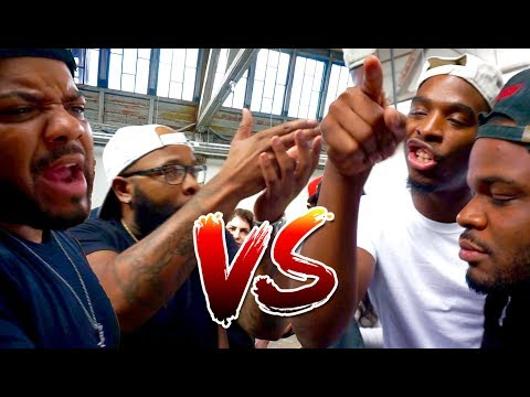 Wild N Out Cast Freestyle Battles - Hitman Holla Vs. Chico Bean, Charlie Clips, & More!