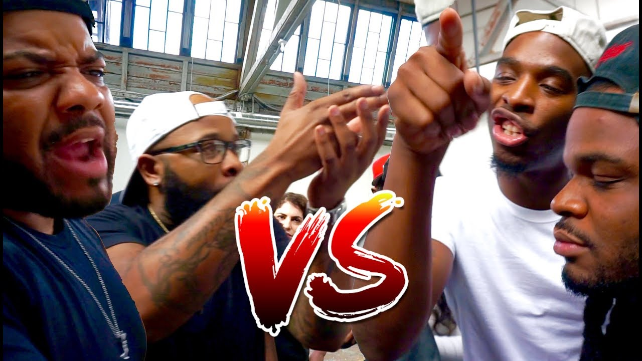 Wild N Out Cast Freestyle Battles Hitman Holla Vs Chico Bean