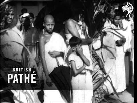 Ceylon Gains Independence (1948)
